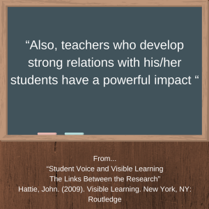 John Hattie education quote